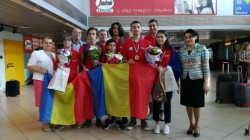 A professor at UPT led Romania's juniors to gold medals at the Mathematics Balcanic Olympics