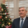 The Christmas message of the Rector of Politehnica University Timisoara,